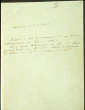 Letter №5 Cover sheet