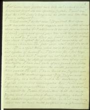Letter №5 p. 3