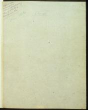 Letter №50 Cover sheet