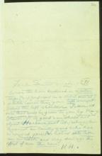 Letter №51 p. 1