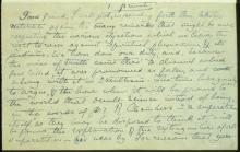 Letter №55 p. 1