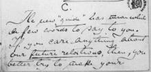 Letter №56 p. 1