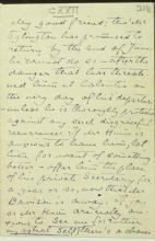 Letter №57 p. 1
