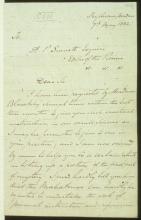 Письмо №58 стр. 1