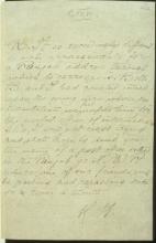 Letter №6 p. 1