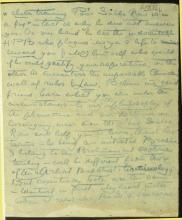 Letter №60 p. 1