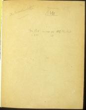 Письмо №67, Титульный лист