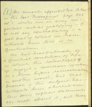 Письмо №68, стр. 1
