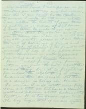 Letter №73, p. 1
