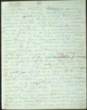 Letter №74, p. 1