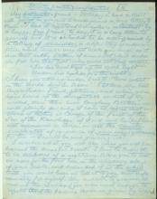 Letter №75, p. 1