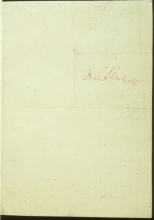 Letter №79, Envelope