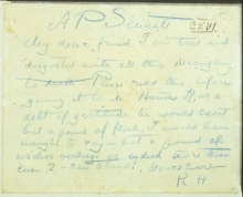 Letter №79, p. 1