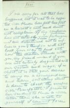 Letter №82, p. 1