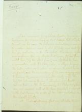 Letter №83, p. 1