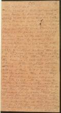 Letter №84, p. 1