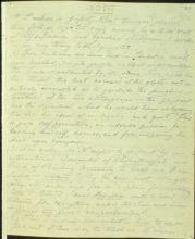Letter №9 p. 1