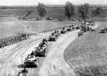Вторжение немецких войск в Польшу 1 сентября 1939 г.