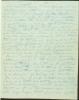 Письма Махатм к А.П. Синнетту. Письмо 73 (ML-113). Страница 1.