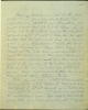 Письма Махатм к А.П. Синнетту. Письмо 13 (ML-7). Страница 1.