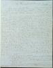 Письма Махатм к А.П. Синнетту. Письмо 14-А (ML-142А). Страница 1.