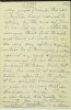 Письма Махатм к А.П. Синнетту. Письмо 57 (ML-122). Страница 1.