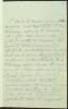Письма Махатм к А.П. Синнетту. Письмо 7 (ML-106). Страница 1.