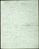 Письма Махатм к А.П. Синнетту. Письмо 74 (ML-30). Страница 1.