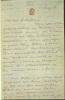Письма Махатм к А.П. Синнетту. Письмо 76 (ML-21). Страница 1.