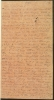 Письма Махатм к А.П. Синнетту. Письмо 84 (ML-111). Страница 1.