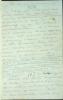 Письма Махатм к А.П. Синнетту. Письмо 85-А (ML-24-А). Страница 1.